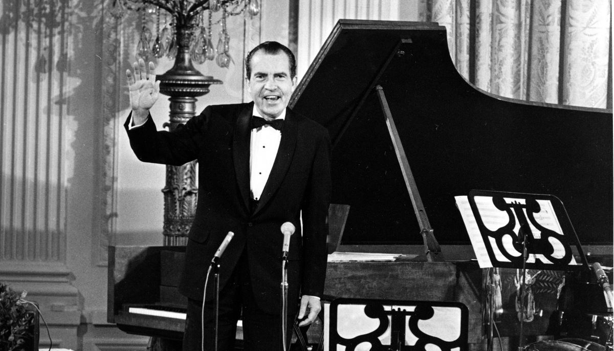 Nixon Played How Many Instruments?