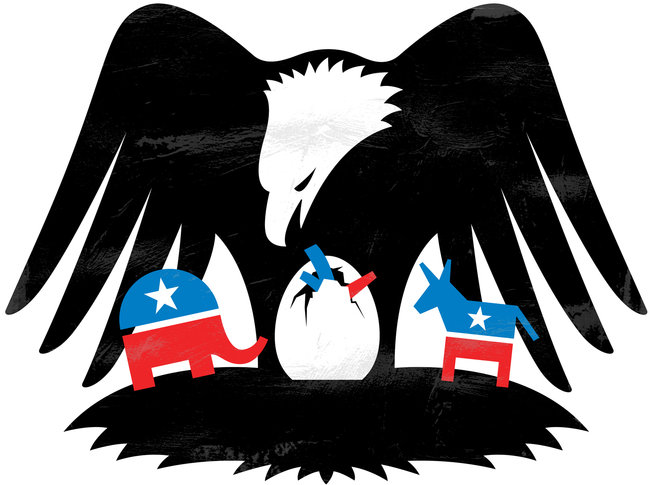 It Can't Happen Here?: A Brief History of Third Parties in AmericanPolitics