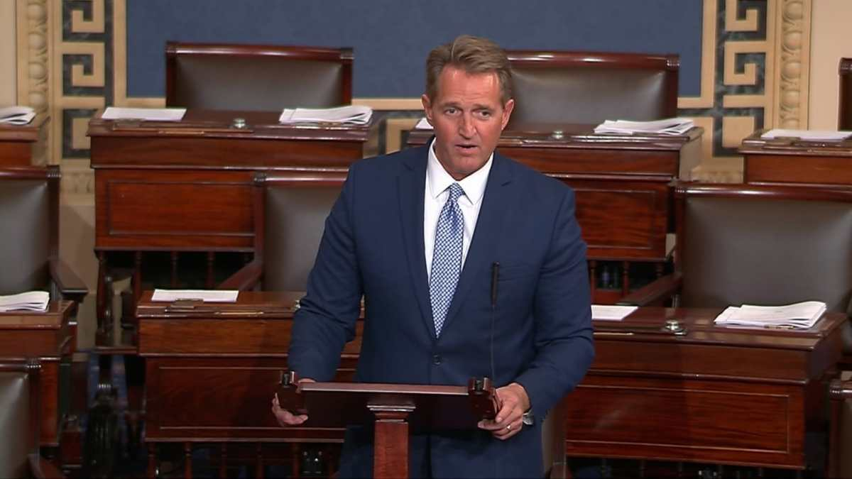 Jeff Flake: A Welch or a Rockefeller?