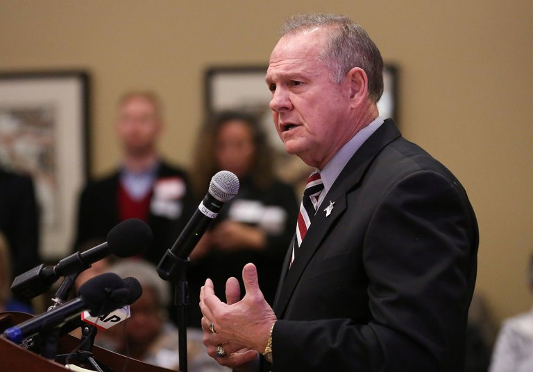Roy Moore, Grover Cleveland, and Morality in American Politics