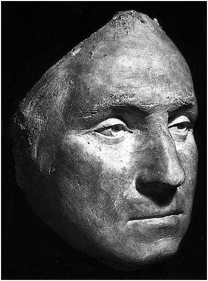 RIP George Washington, and the Tradition of Life Masks