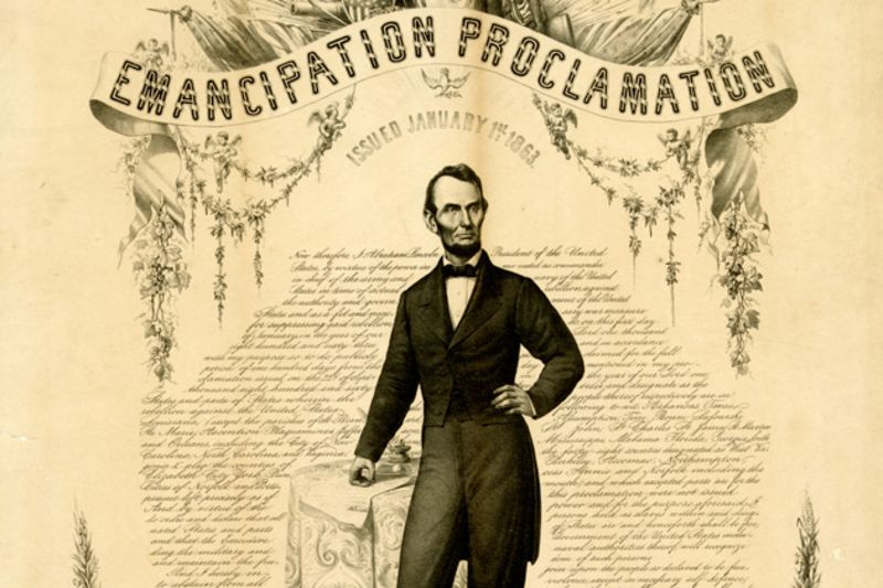 The Road to Freedom: Lincoln, South Carolina, and the Emancipation Proclamation