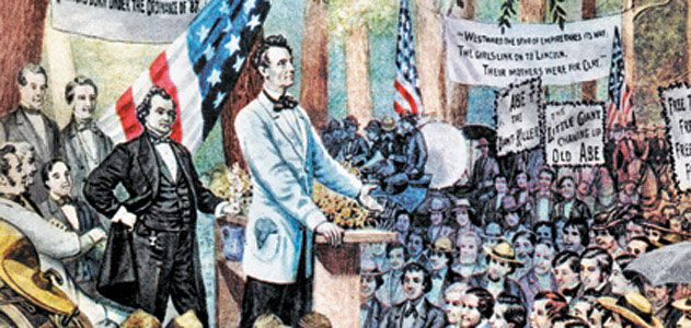 The Great Emancipator: Lincoln's Backwards Backwoods Beginning
