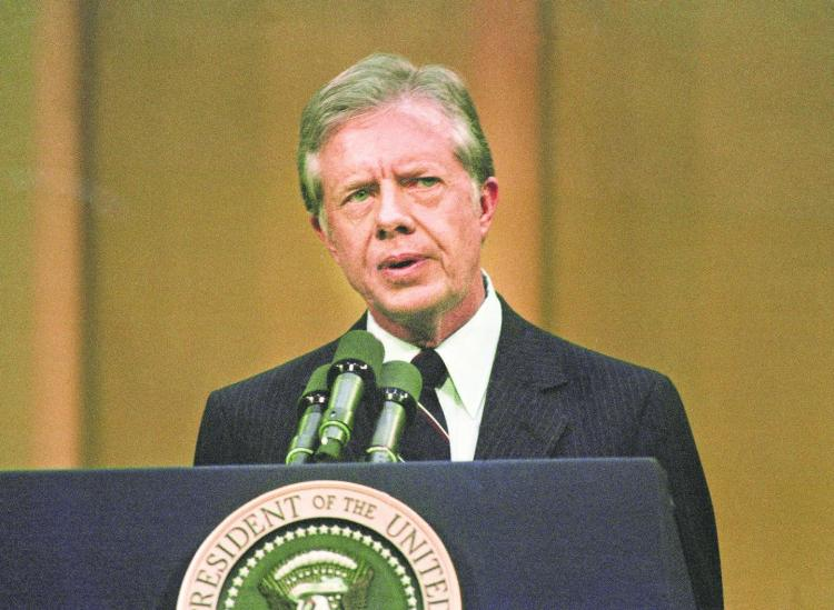 President Jimmy Carter and the Olympics  Boycott of 1980