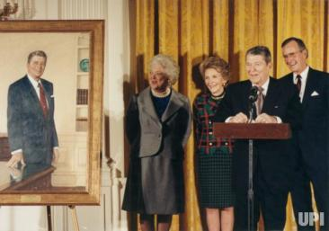 reagan portrait