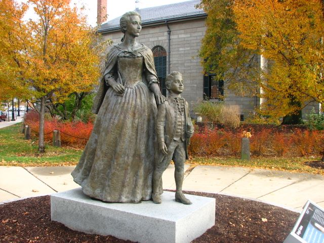 First Lady Feature: Abigail Adams