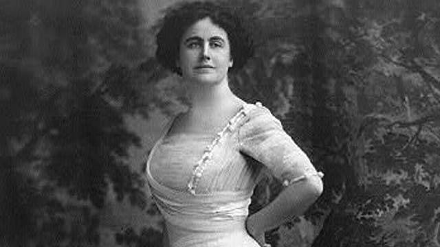 First Lady Feature: Edith Wilson