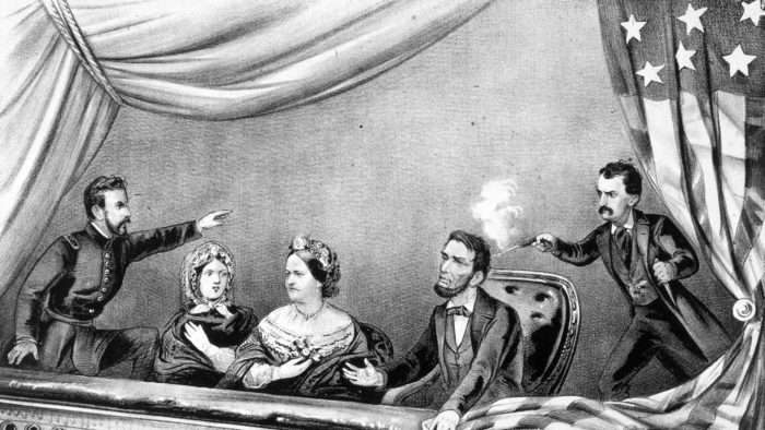 April 14th, 1865: On the Sidelines of Lincoln's Assassination