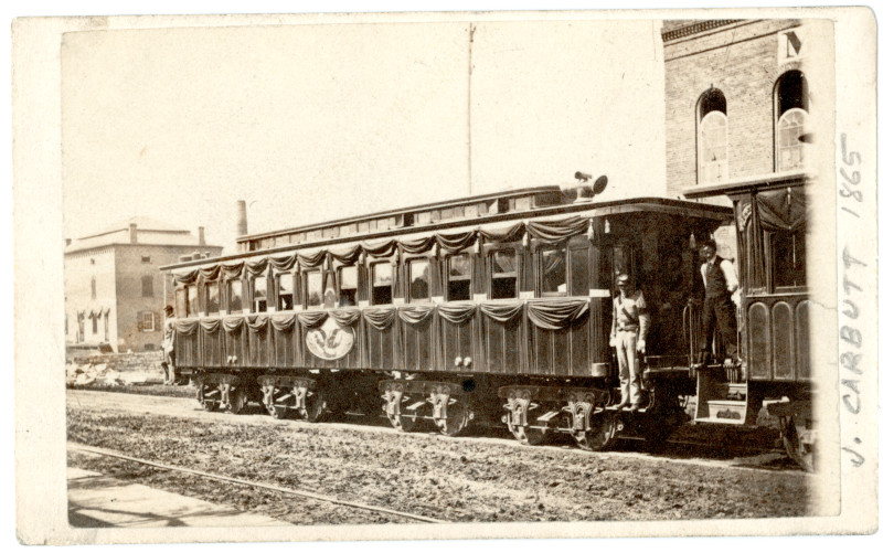 The Final Voyage: Abraham Lincoln's Funeral Train