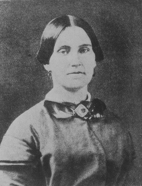 Mary Elizabeth Jenkins Surratt (1820 or May 1823 – July 7, 1865) Dated 1865