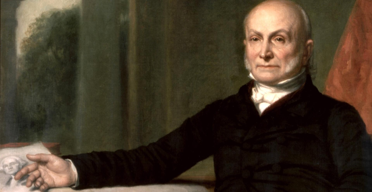 America Needs a John Quincy Adams