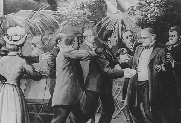 William McKinley & the Red Carnation
