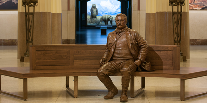 Theodore Roosevelt & the American Museum of Natural History