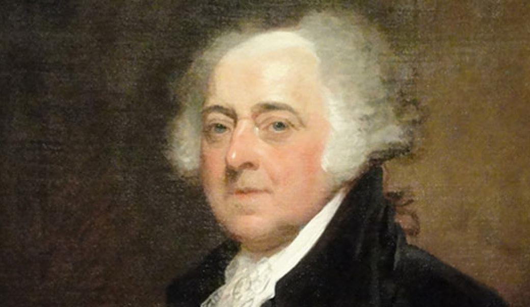 The Executive and the Press: John Adams and the Alien & Sedition Acts
