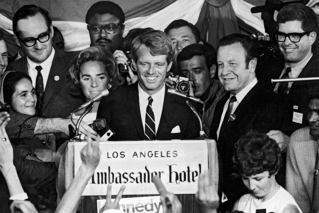 The Ambassador Hotel: June 5th, 1968