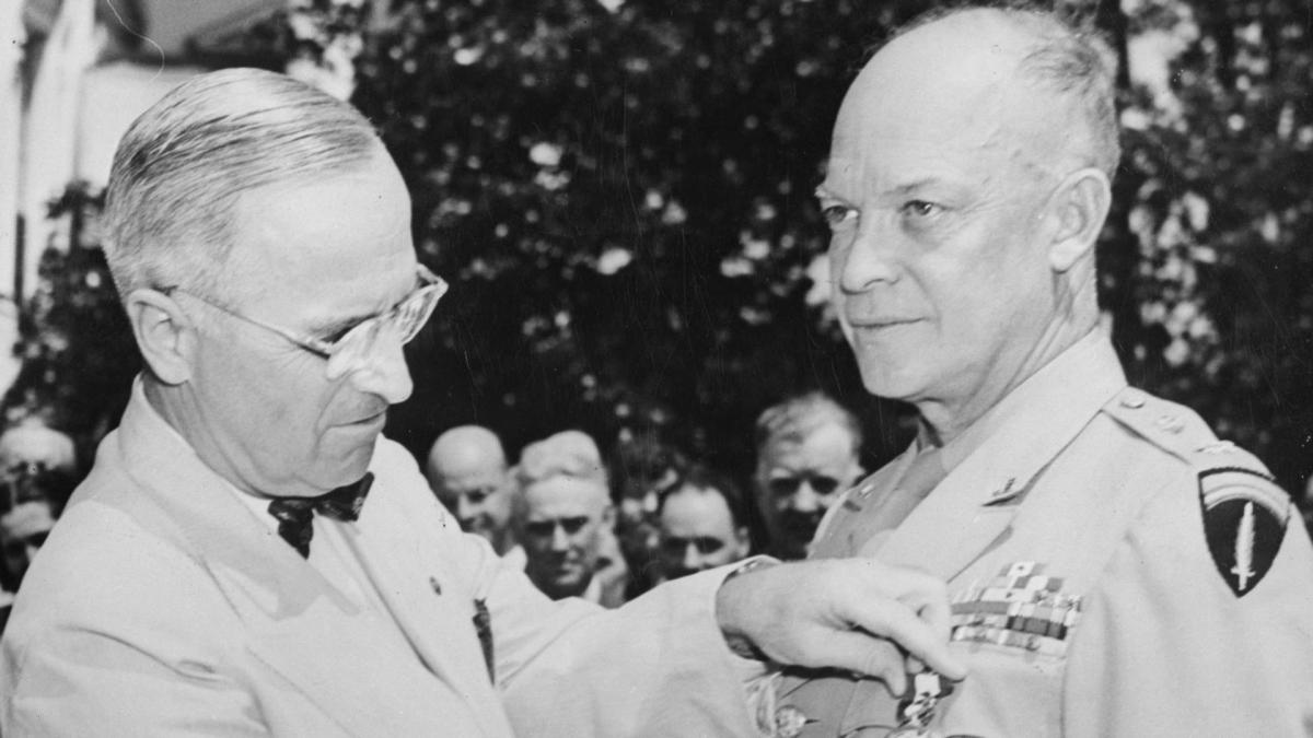 Truman, Eisenhower, and the Roots of the Korean War