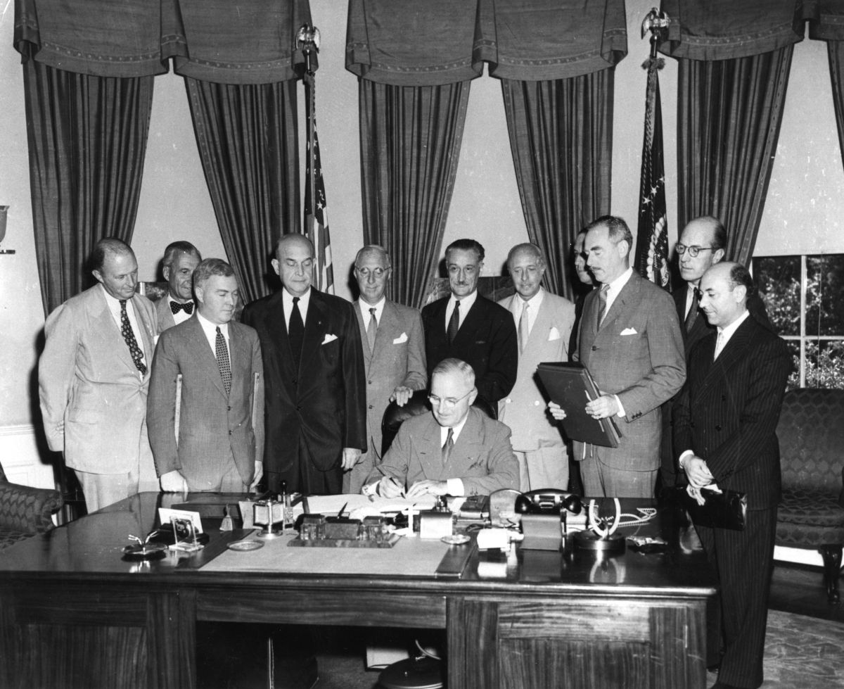 Harry Truman & the Creation of NATO: A BriefHistory