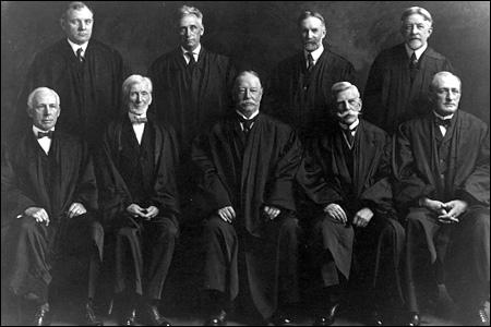 William Howard Taft & the SupremeCourt