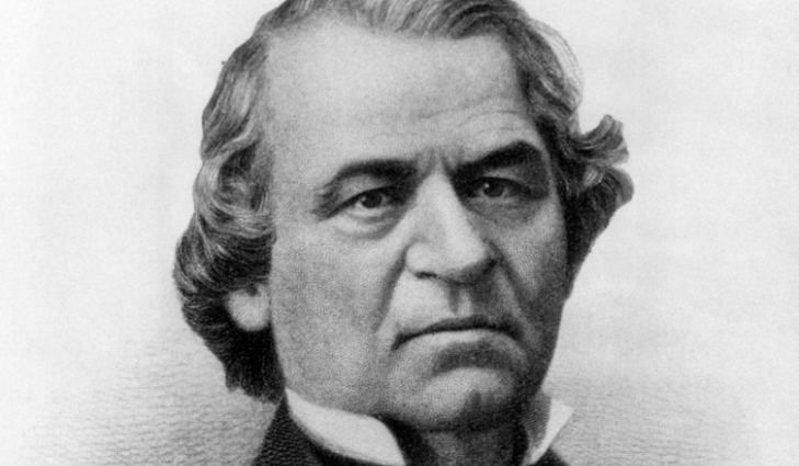 Donald Trump, Andrew Johnson, and Impeachment