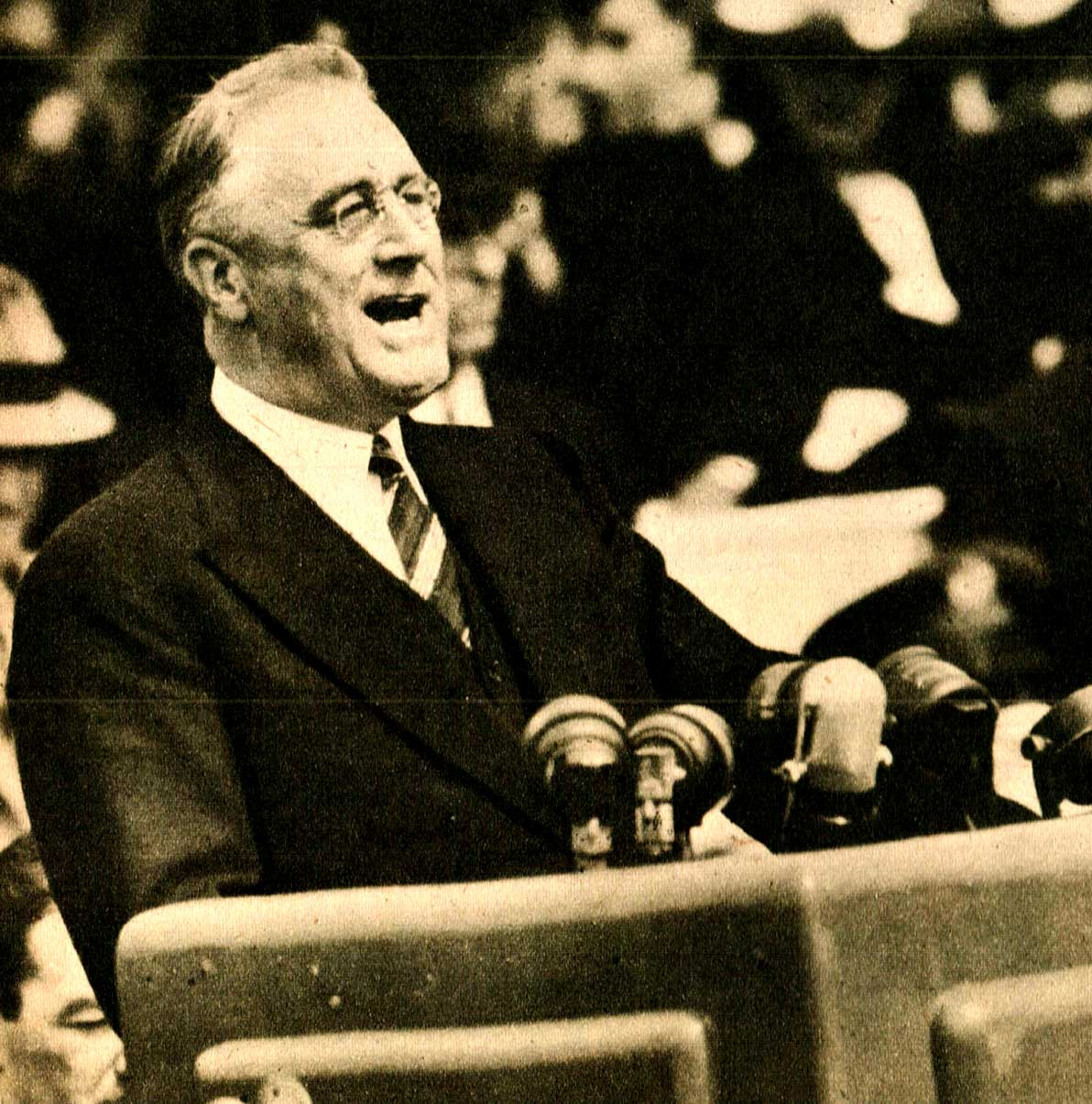 Preparing America for World War II: Franklin Roosevelt, Isolationism, and America First