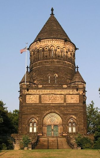 james garfield memorial