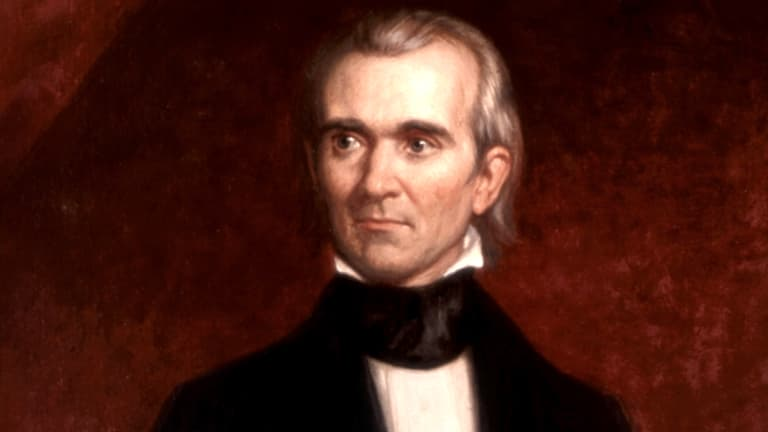 Trump, Polk, and Political Posturing at the Border