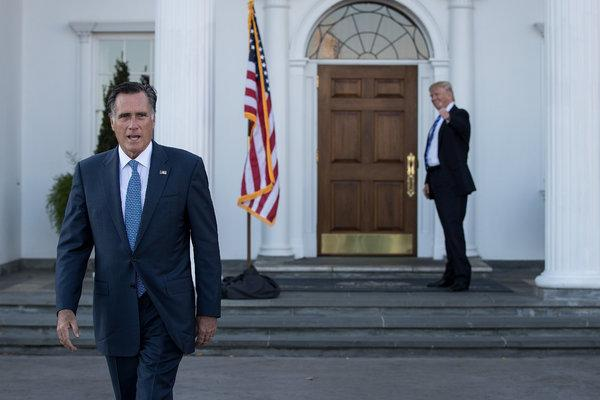 Why Mitt Romney's Op-EdMatters
