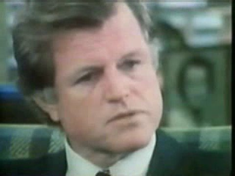 """The Question"": Ted Kennedy & the Pitfalls of Running for President"