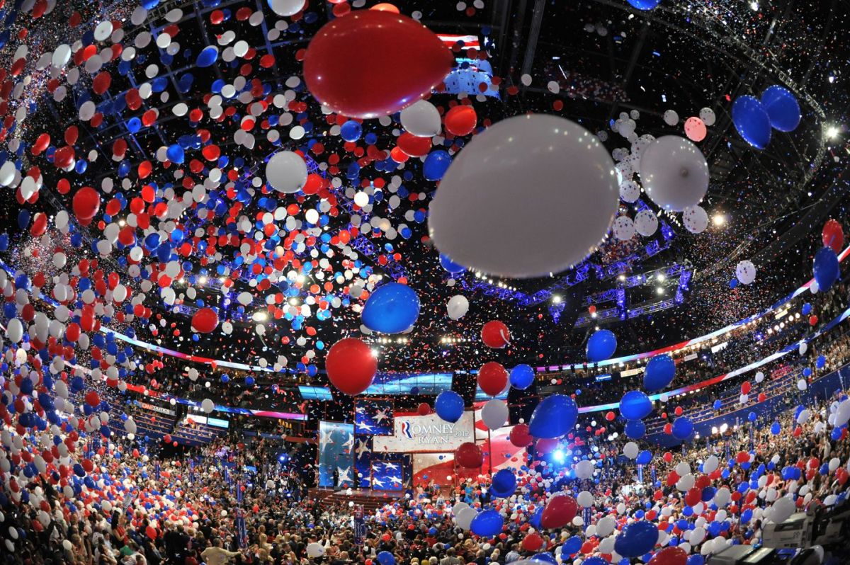 4 Memorable Moments from US Political Conventions