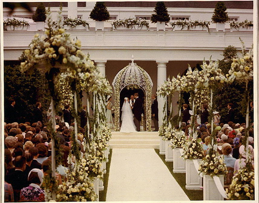 White House Weddings: A Brief History