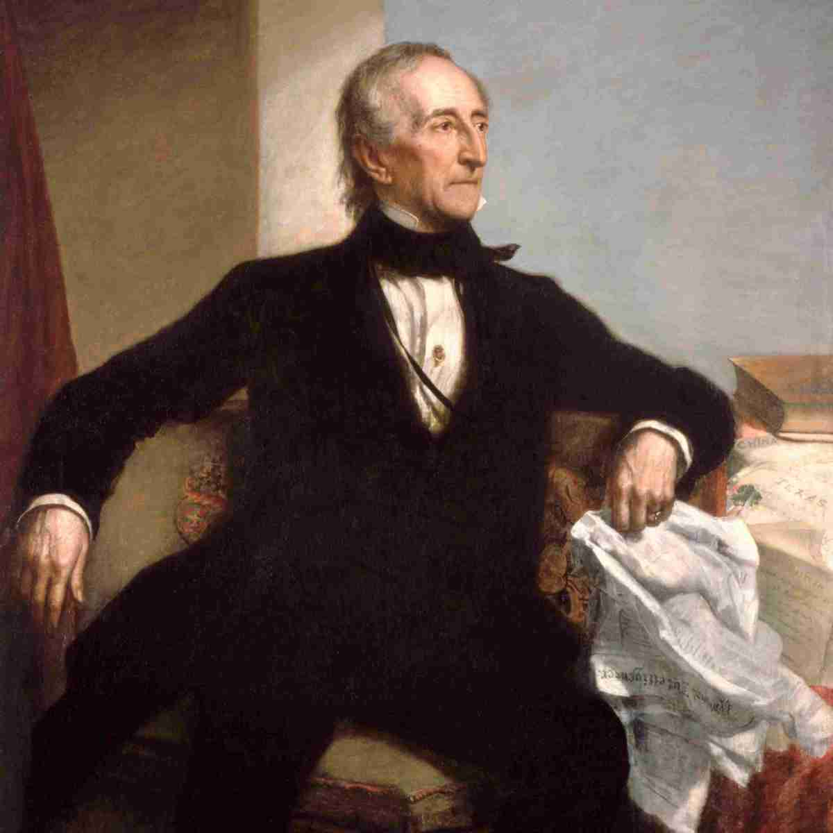 John Tyler, The Traitor